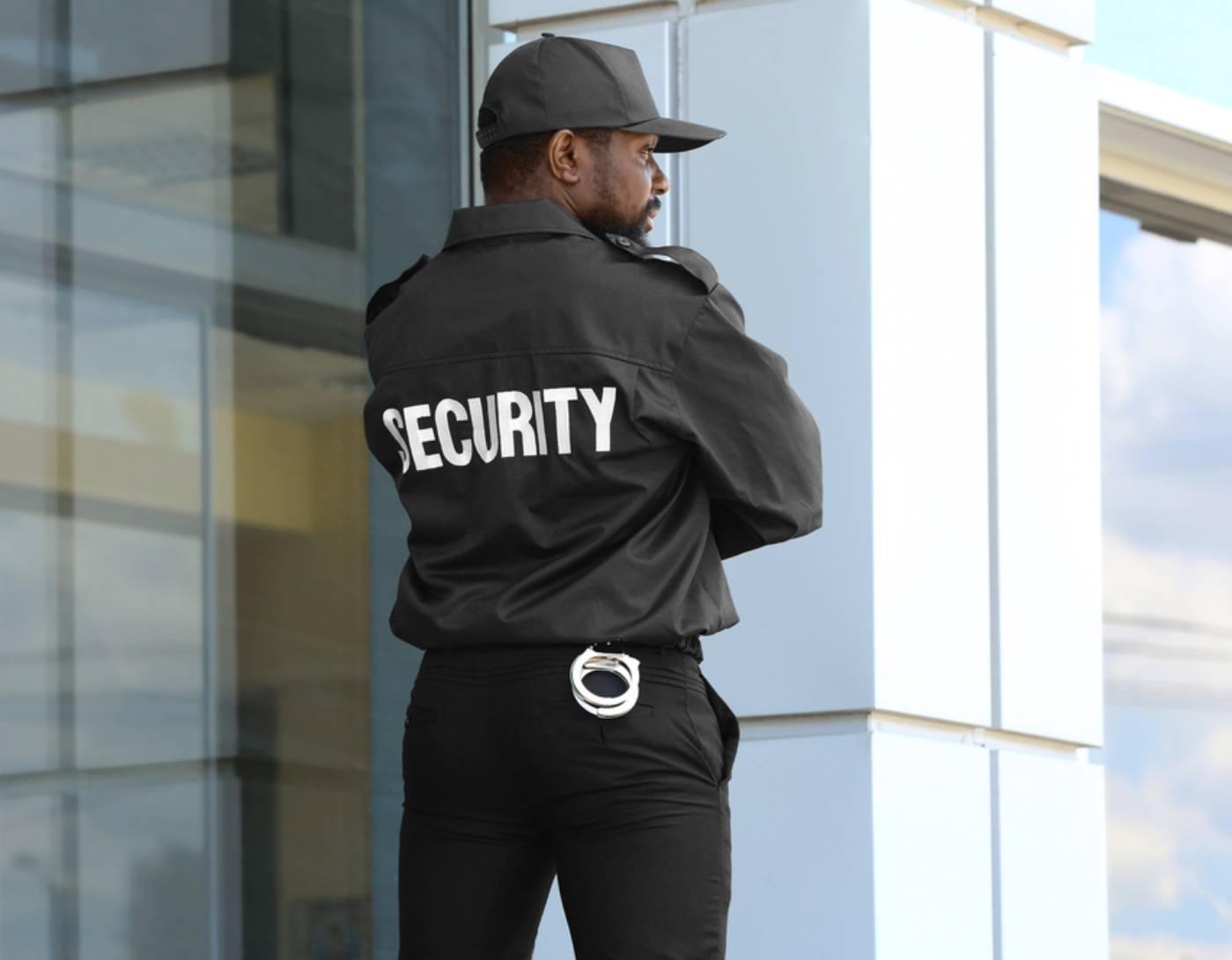 agents de sécurité privée