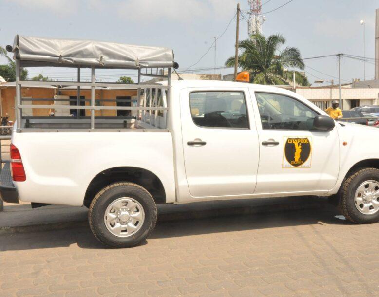 Vehicules de securité prive Citypool